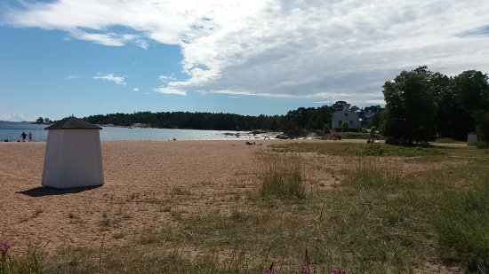 Hanko, Finlandia: A view to the south