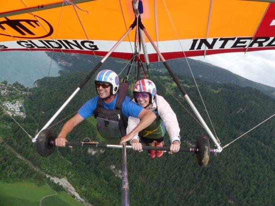 Hang Gliding Interlaken: Exhilarating!