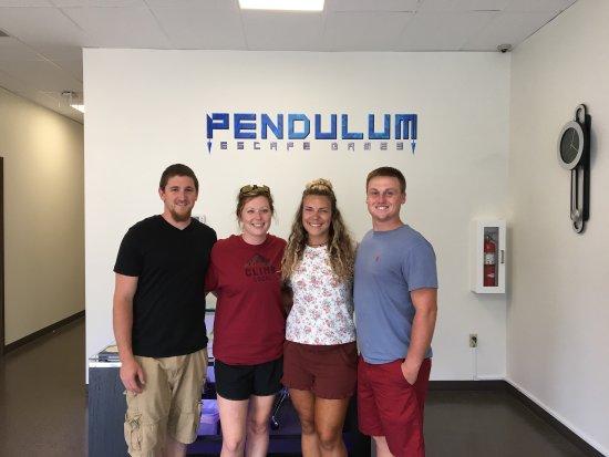 Charleston, WV: Pendulum Escape Games