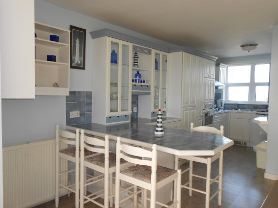 Kirkcolm, UK: Cucina