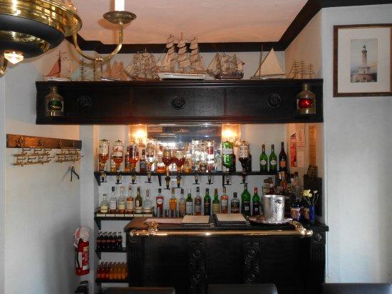 Kirkcolm, UK: Bar