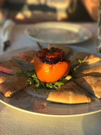 Parigoria, Греция: Besökte theodosi för 2a gången och lika smakfullt och gott denna gång! 👍