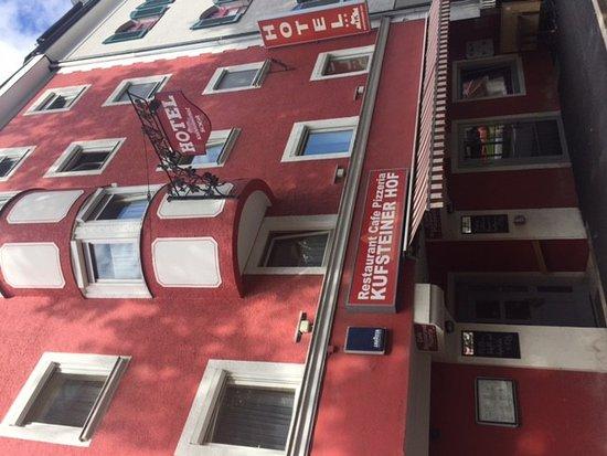 Hotel Kufsteinerhof: Aussenansicht