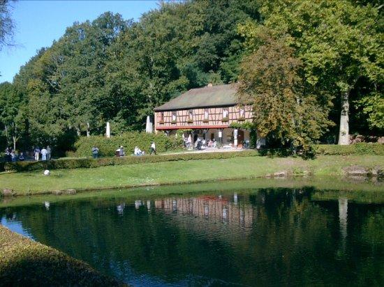 Mespelbrunn, Deutschland: Schloss Mepepbrunn3