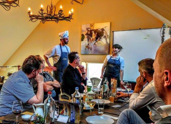 Kookworkshops: Smaakboerderij De Gastendonk: Business lunch/diner of een bedrijfsuitje