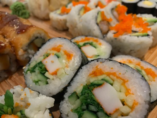 Fuerth, Germany: Futo-Maki