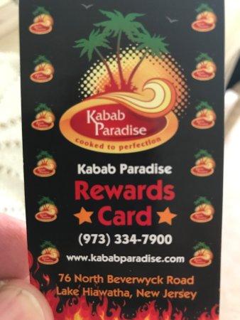 Lake Hiawatha, NJ: Kabob Paradise