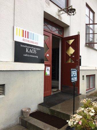 Kivik, Sweden: Österlenglass Mellby Skola