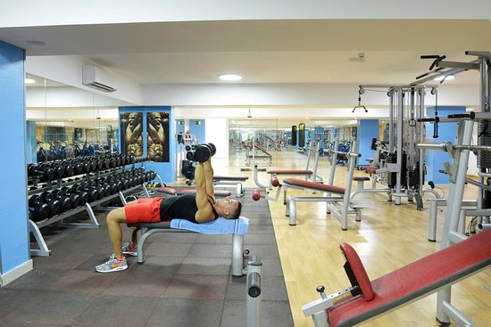 Gym Picture Of Labranda Marieta Playa Del Ingles Tripadvisor