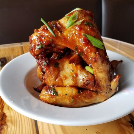 Lee's Summit, MO: Asian wings