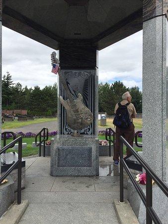写真Jimi Hendrix Grave Site枚