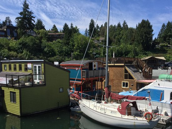 House Boats Picture Of Cowichan Wooden Boat Society Cowichan Bay