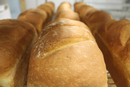 Kodiak, AK: Potato Bread made in our bakery!