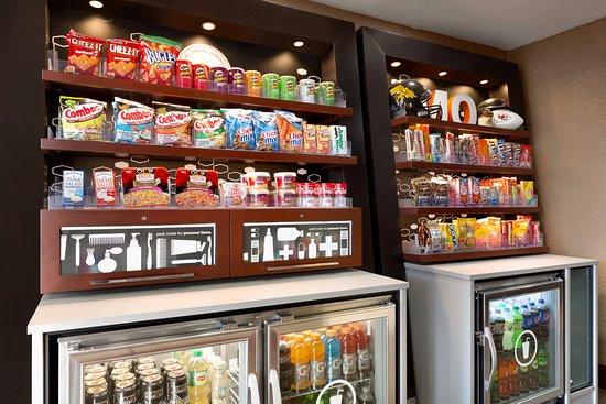 Hampton Inn St. Joseph: Snack Shop