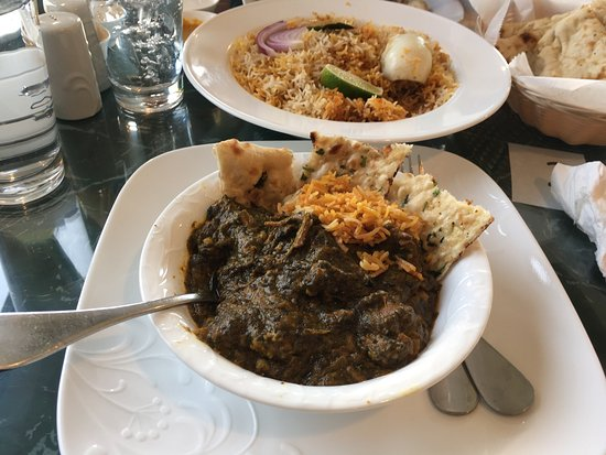 Mechanicsburg, Pensylwania: Beautiful Indian food!