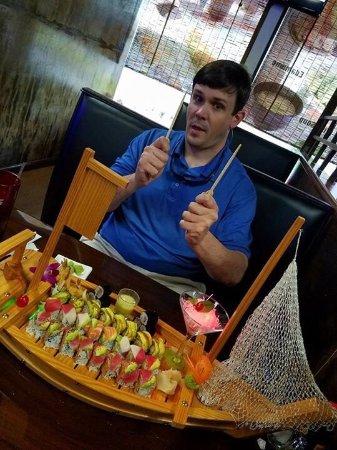 Leeds, AL: Izumi sushi