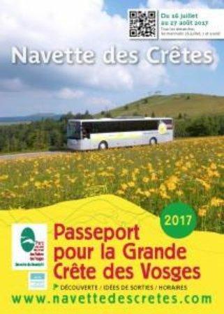 Le Valtin, France: Navette des cretes