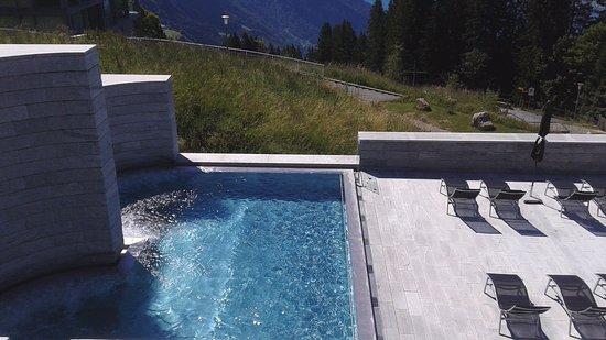 Mineralbad & Spa Rigi-Kaltbad: Spa