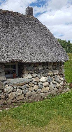 Highland Folk Museum: Little highland cottage