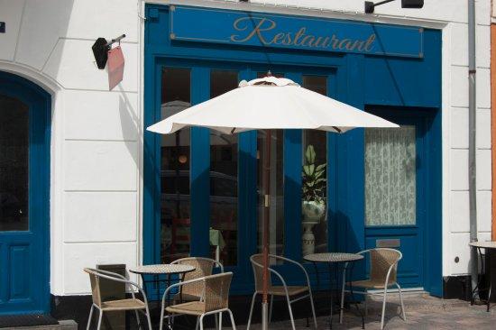 Skaelskoer, Denmark: Madkassen restaurant in skaelskor