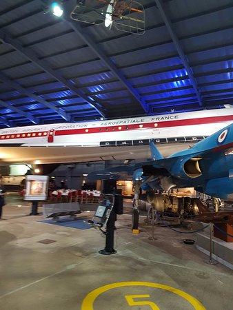 Ilchester, UK: Concorde