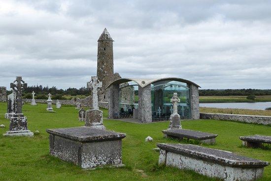County Offaly, أيرلندا: Rundturm