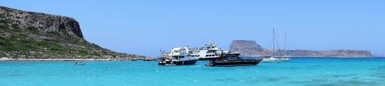 Koumeika, Grécia: turquoise sea