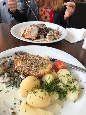 Photo of Polish Restaurant Restauracja Pomaranczowa Plaza at Ul. Emilii Plater 19, Sopot 81-777, Poland
