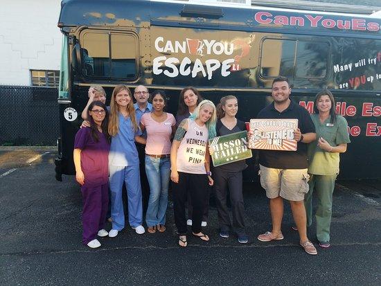 Mineola, NY: Eye Care Associates Red Team