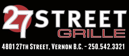 27 Street Grille: The 27street Grille in the Village green hotel is open daily