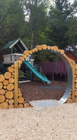 Grantown-on-Spey, UK: New Toddler Play Area