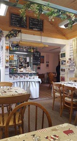 Grantown-on-Spey, UK: Lovely little tearoom