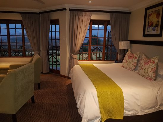 Winterton, South Africa: Executive Bedroom