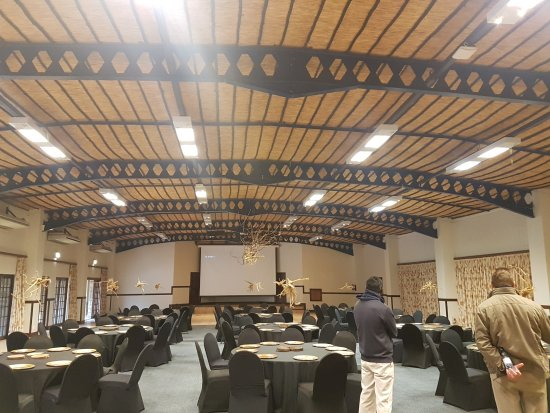 Winterton, South Africa: One of approx 13 function/conference rooms