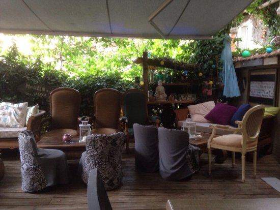 Le jardin secret cannes restaurant reviews phone for Le jardin cannes