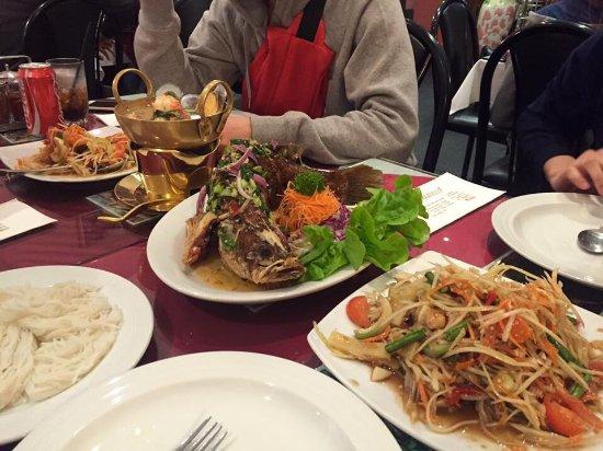Bundall, Australia: Amphawa Thai Restaurant