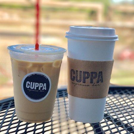 Cuppa espresso bar