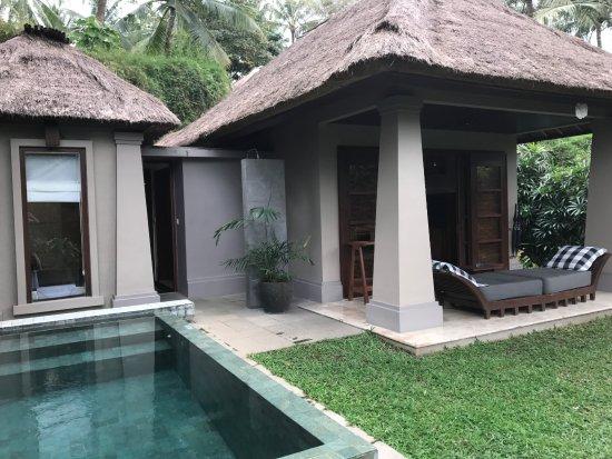 Maya Ubud Resort & Spa: Villa