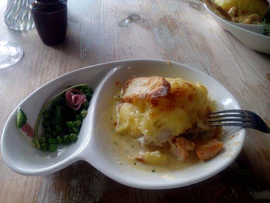 Little Eccleston, UK: Fish Pie