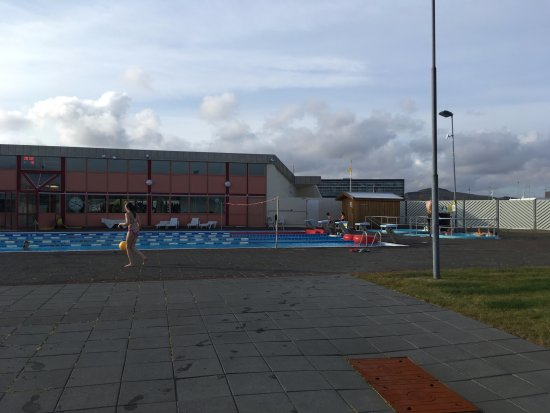 Grindavik Swimming Pool