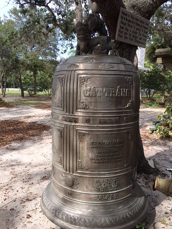 Mims, FL: Bell of Wisdom and Compassion