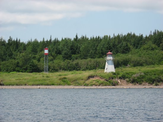 St. Peter's, Kanada: Cape George Lighthouse near St. Peters NS