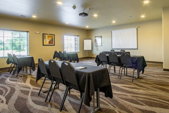 Paxton, IL: Our conference room is available for meetings and events