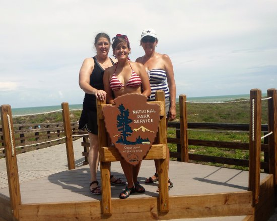 Padre Island National Seashore: Padre Island is the longest undeveloped barrier island in the world, of course it's in Texas.