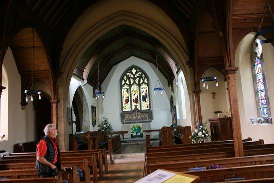 Bladon, UK: St Martin's