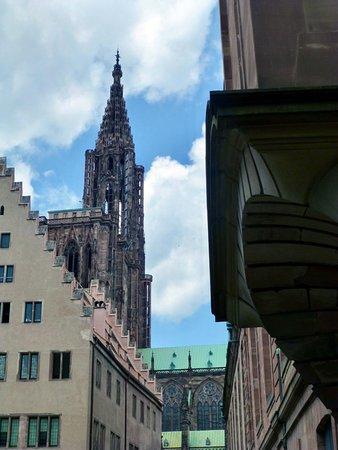Catedral de Estrasburgo: The Wedding Cake Cathedral