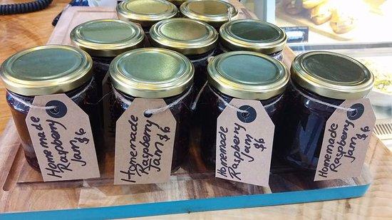 Henderson, New Zealand: home made jam
