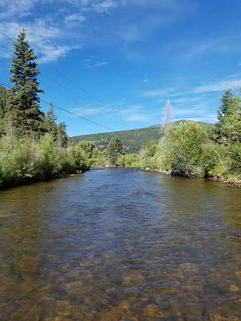 South Fork, CO: Great Family Stay