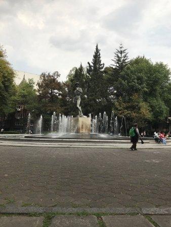 Ciudad Cuauhtemoc, Meksyk: Es una plaza agradable. Nada,muy especial pero si están cerca no dejen de ir.