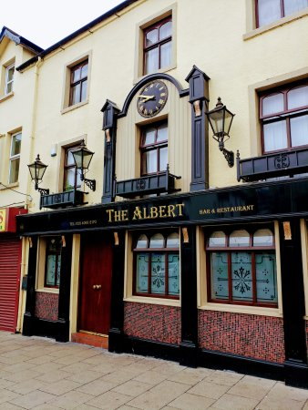 Banbridge, UK: The Albert & Snugg Restaurant